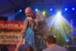 Edwin Bos | zanger | Gigantengala | artiest Nederlandstalig