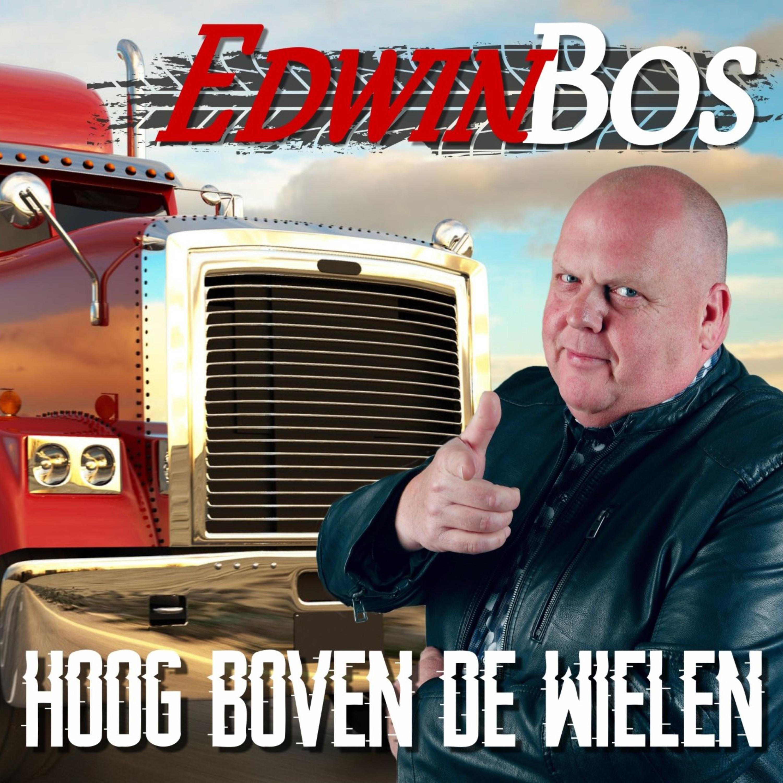 Edwin Bos - Hoog boven de wielen (front)
