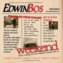 Edwin Bos - Weekend