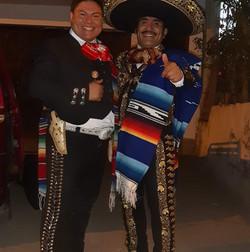 Mariachi en Huaycan con Vicente Fernandez