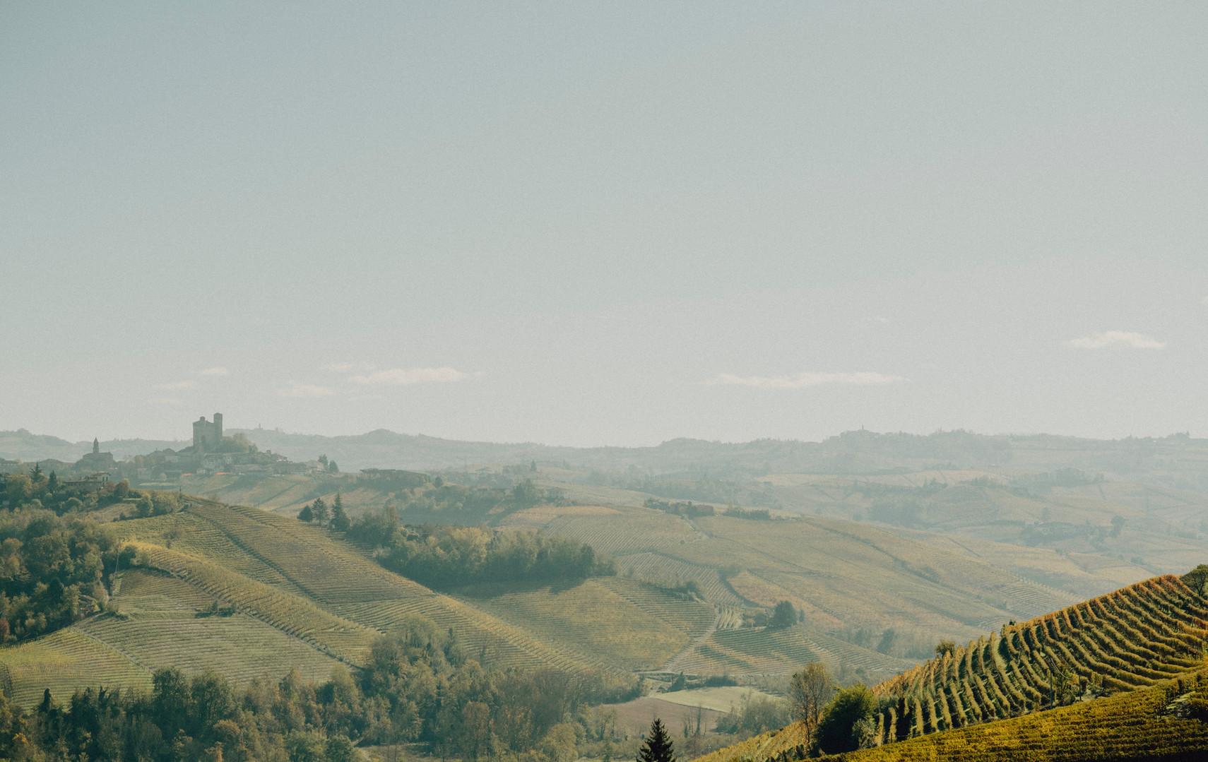 Piedmont, Langeh Region of Italy