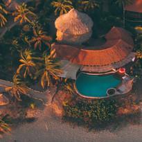 Playa Viva Aerial PC: Jaquory Lunsford