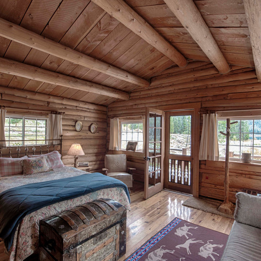 Flat Creek Ranch Cabin
