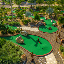 Sirenian Bay_Mini Golf_Placencia_Belize.