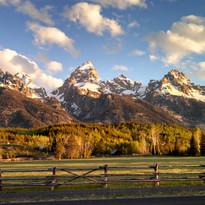 Flat Creek Ranch Landscape