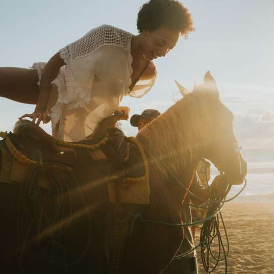 Playa Viva Horseback Riding PC: Zach Leung