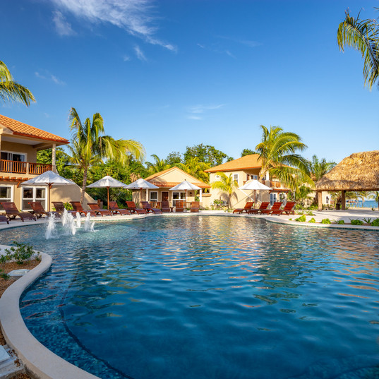 Sirenian Bay_Resort Pool_Placencia_Beliz