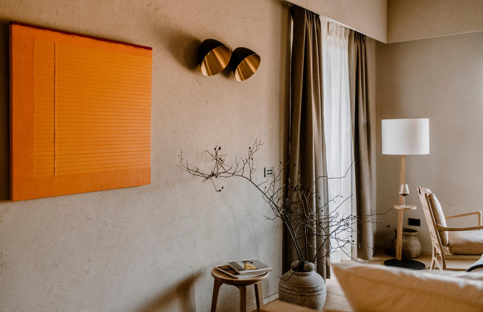 Design + Art at Casa di Langa