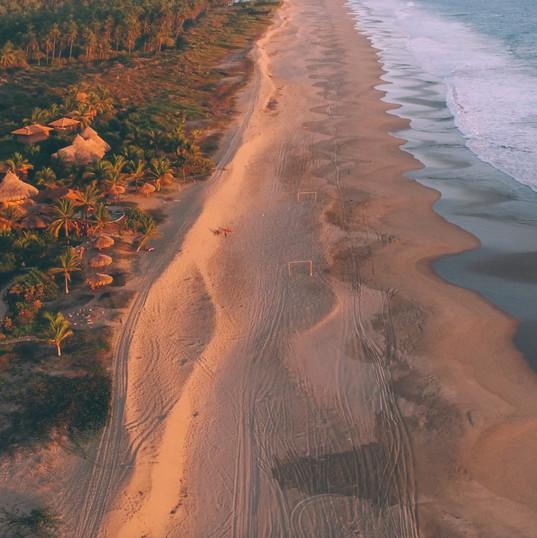 Playa Viva Coastline PC: Jaquory Lunsford