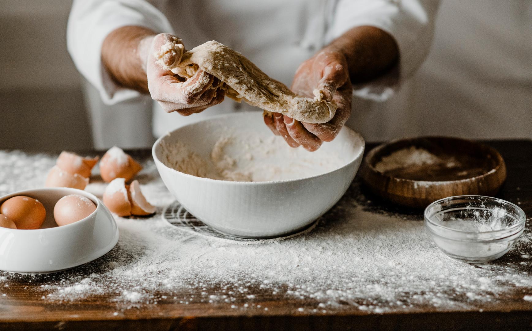 Casa di Langa Chef Manuel Bouchard