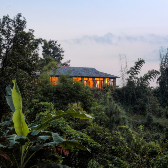 Tiger Mountain Lodge Exterior