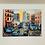 Thumbnail: Cityscape - Original Oil Painting