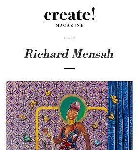 Create Magazine Global Online Exhibition