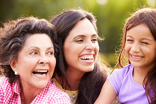 Florida Life Insurance Family Photo