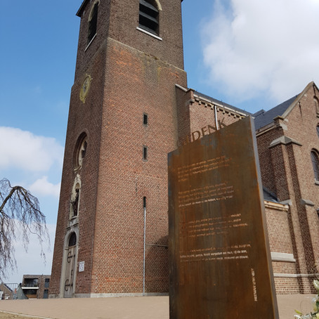 Coronamonument in Nieuwerkerken