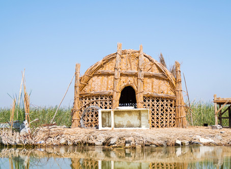 Experiential and Immersive Spirituality: A Southern Iraq Travel Diary