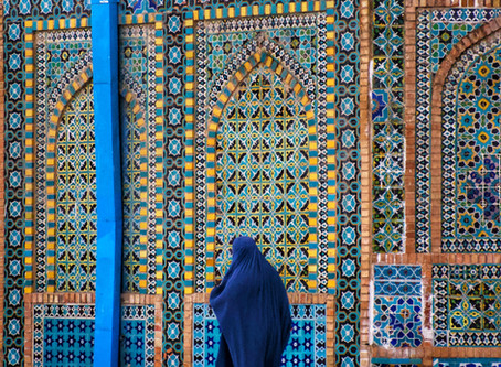 Life After Trauma: An Afghanistan Travel Diary