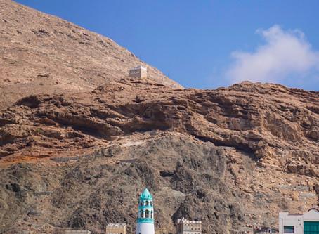 Picking Myself Up: A Mainland South Yemen Travel Diary