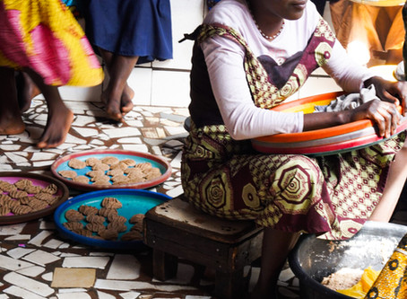 Taking Next Steps: A Niger Travel Diary