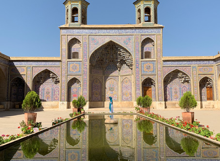 Psychological Musings: An Iran Travel Diary