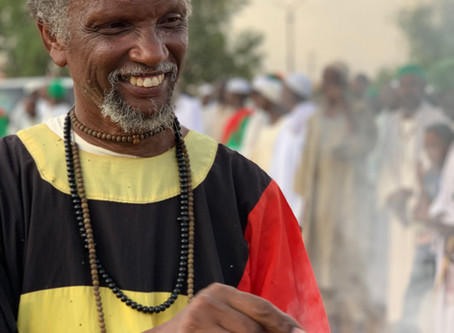 The Kindness of Strangers: A Northern Sudan Travel Diary