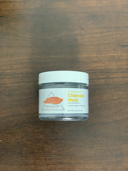 Charcoal Face Mask - backordered, 10/2020