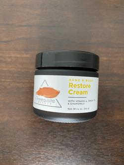 Restore Cream - backordered, 10/2020
