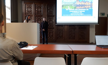Dr An Hendrix and Dr Kenneth Witwer kick-off the workshop