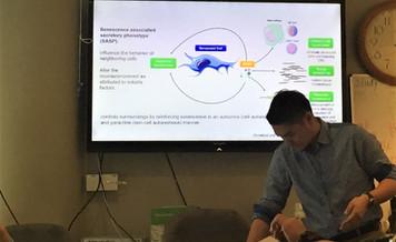 McMillan's presentation