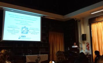 ISEV immunology workshop: education day .