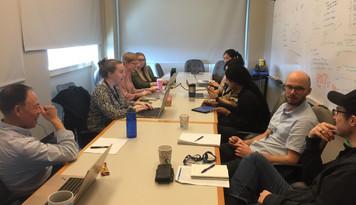 Witwer lab meeting