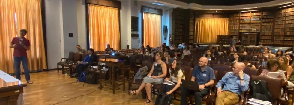 ISEV immunology workshop: education day