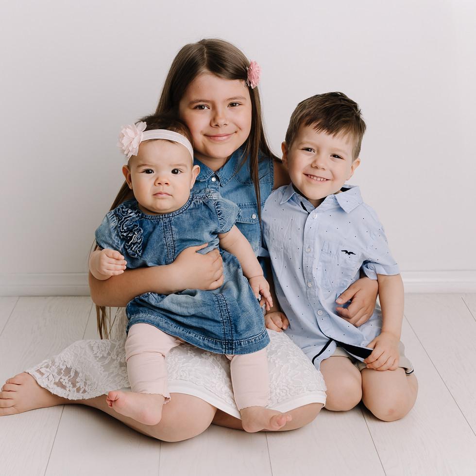 Aitienpaiva perhekuvaus lapsi lahti
