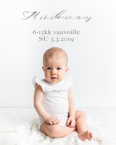 Vauvakuvaus Lahti, littleredframe