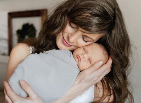 Newbornkuvaus kotona