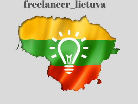 Instagram @freelancer_lietuva