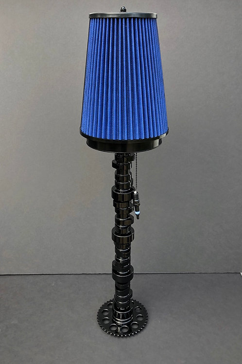 Blacked out Camshaft lamp