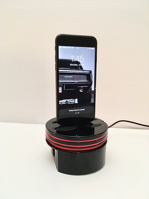 V8 Piston Charger & Dock (made to order)