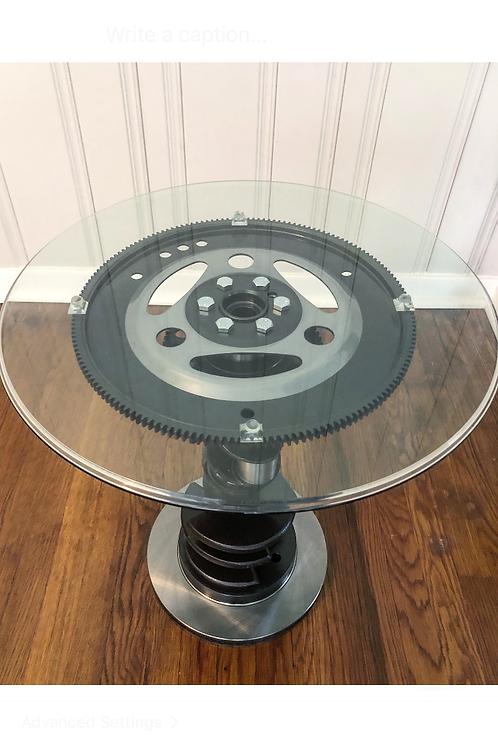 V8 Crankshaft End Table