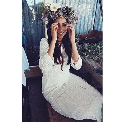 Byron Bay Flower Crown Class