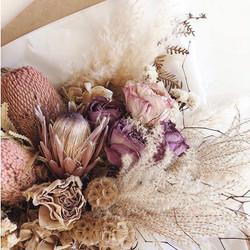 Dried Flower Arrangment Workshop