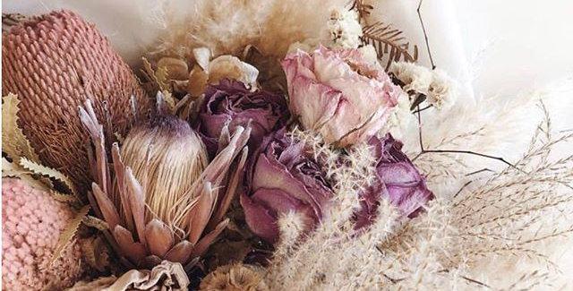 DIY Everlasting Dried Flower Arrangment Kit