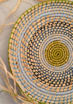 Raffia Coil Basket Weaving Workshop