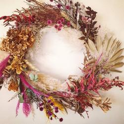 Everlasting Dried Flower Wall Hanging Workshop