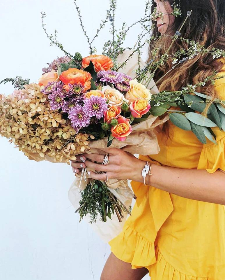 Wild Flower Arrangement Workshop