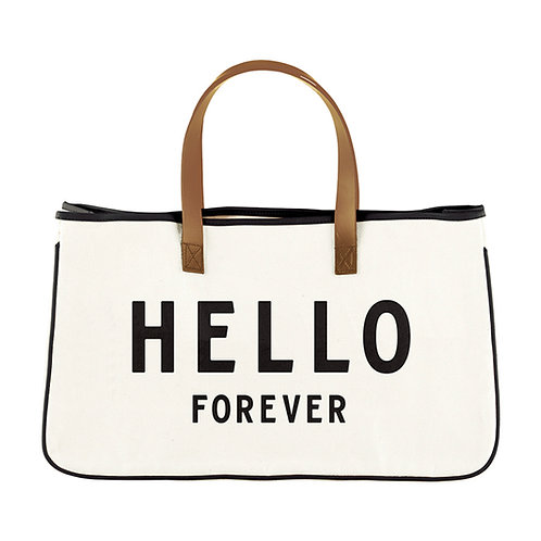 Hello Forever Tote