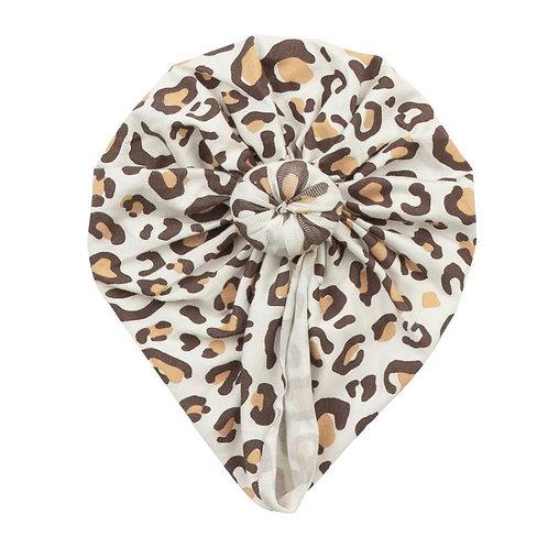 Leopard Headwrap