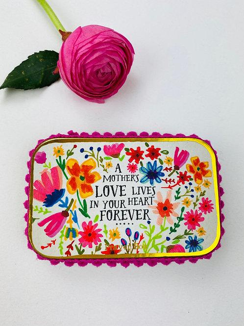 "Prayer Box ""A Mother's Love"""
