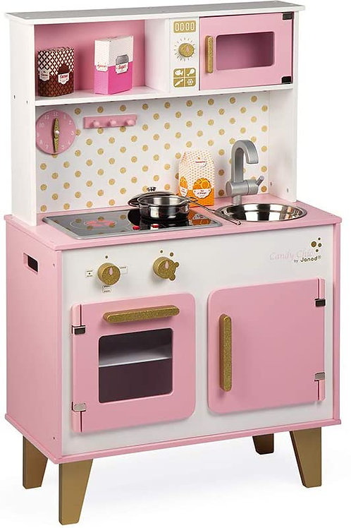 Candy Chic Glitter Kitchen