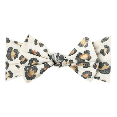 """Knit Headband Bow """"Zara"""""""